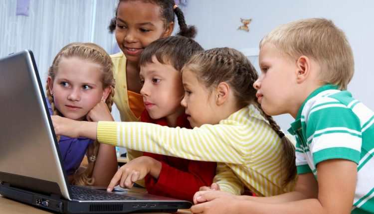Internet Games within the Kids Education
