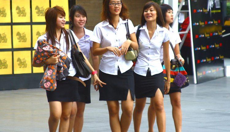School in Bangkok